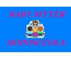 Baby sitter e/o doposcuola