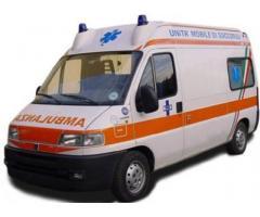 SERVIZIO AMBULANZA H 24