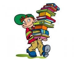 Ripetizioni, aiuto compiti, piano di studio personalizzato.