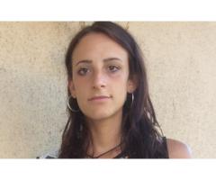 Ragazza italiana di 25 anni cerca occupazione part - time