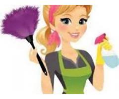 Offro lavoro per mansione di Pulizia case, appartamenti, st retribuzione desiderata 10