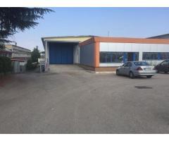 RifITI 003-V20/623 - Capannone Industriale in Affitto a Ariccia di 1600 mq