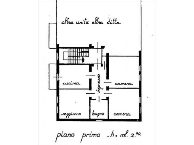Vendita magazzino mq. 50 - Zona Oriago