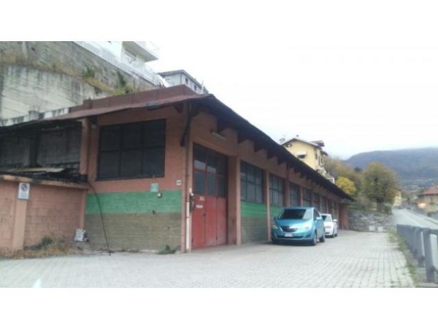 Vendita Capannone in Località Soleil