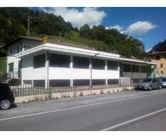 Vendita laboratorio mq. 1310 - Ardesio