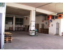 Vendita capannone mq. 800 - Agnosine