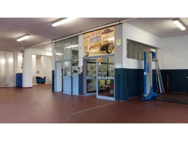 Rif: CAPANNONE COMMERCIALE/ARTIGIANALE 500 mq - Capannone in Vendita a Vaprio d'Adda