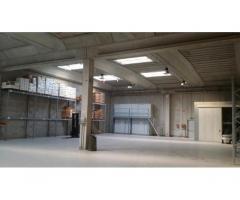 RifVCP003 - Capannone Industriale in Vendita a Trecate di 7000 mq