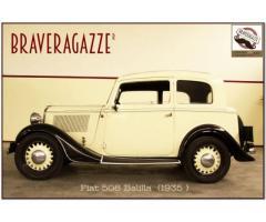 Fiat 508 Balilla 1935