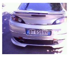 Ford Puma 1700cc Tuning
