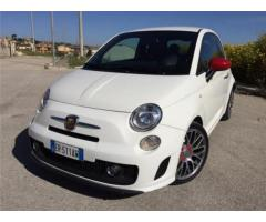 Abarth 500 1.4 Turbo T-Jet MTA