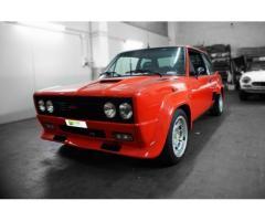 Abarth Fiat 131 Originale Rally Stradale, pochi esempleari