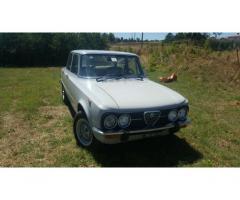 Alfa Giulia epoca