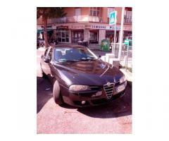 Alfa Romeo 156, 1900tdci, 120 cv nera