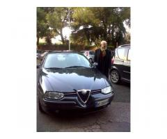 Alfa Romeo 156 JTD 2.4 turbodiesel
