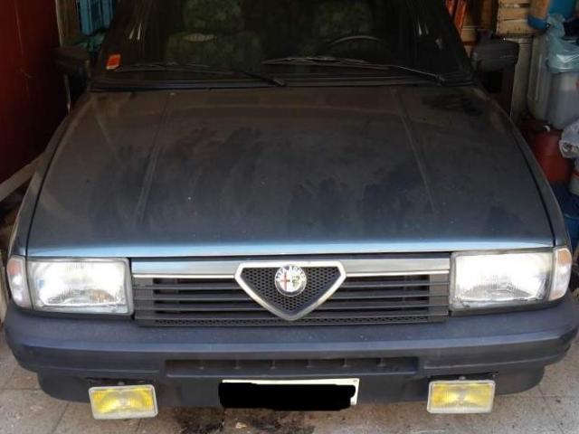 Alfa Romeo 33 1.8 TD 1988