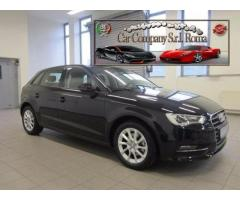Audi A3 Audi A3 Sportback 1.6 TDI Attraction S tronic Navi