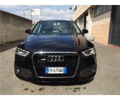Audi Q3 2.0 TDI 177 CV quattro S tronic Advan xeno