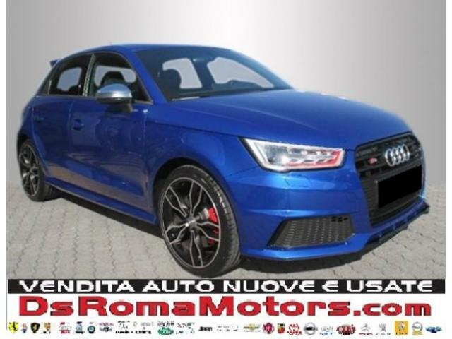 Audi S1 SPB 2.0TFSI quattro XENON NAVI MMI 18 KEYGO CRUISE