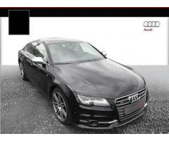 Audi S7 SPORTBACK 4.0TFSI QUATTRO