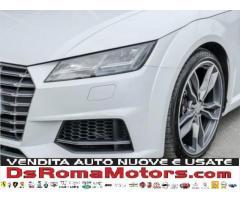 Audi TTS COUPE 2.0TFSI S TRONIC LED NAVI PLUS KEYGO BANG&O