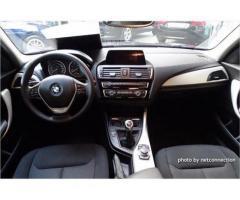 BMW 116 BMW 116d 5 porte NAVI SHZ PDC MANI