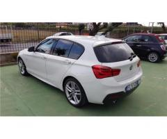 "BMW 116 d Msport NAVI LED 18"" navi prof' PDC"