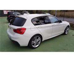 BMW 116 d Msport NAVI LED 18