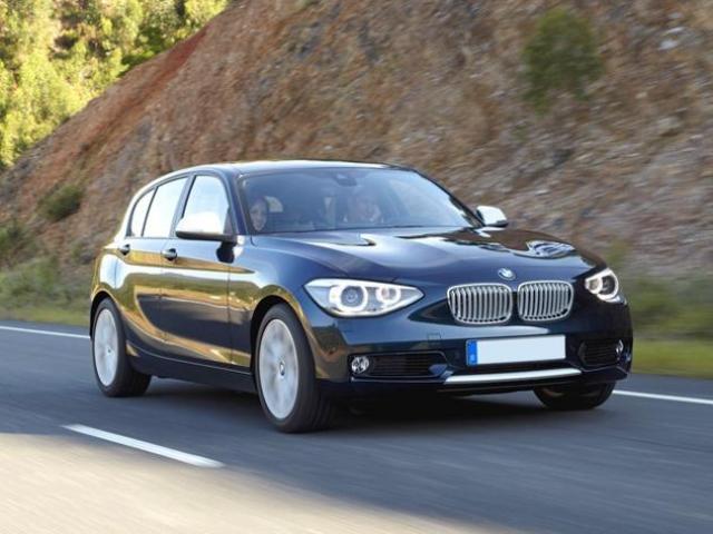 BMW 118 d 5p. Urban Automatica Navi Egsd Xeno rif. 7191184