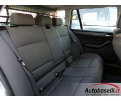 BMW 320 D TOURING E46 Climatizzatore digitale + Radio cd + Cerchi in lega + DSC + Vetri elettrici +