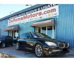 Bmw 730 d ECCELSA TETTO ACC INTEG STEER SCHERMI POST SOFT