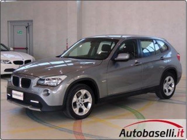 BMW X1 XDRIVE 20 D STEPTRONIC
