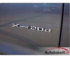BMW X3 XDRIVE20D 184 CV Trazione integrale + Keyless'go + Climatizzato