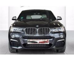 BMW X4 BMW X4 M40i / pacchetto M Sport / Navi Prof. / Hea