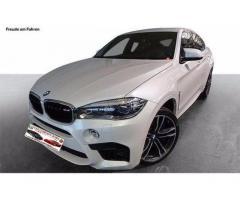 BMW X6 BMW X6 M Navi Speed Limit Info Lane Departure Warn