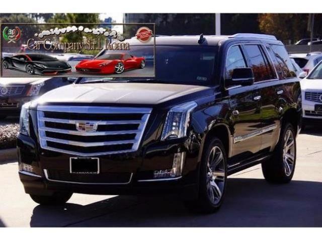 Cadillac Escalade 6.2L V8 Platinum
