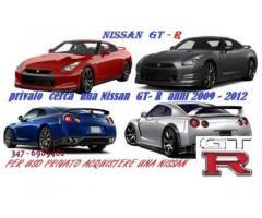 Cerco Compro Nissan GT-R anni 2009 - 2012