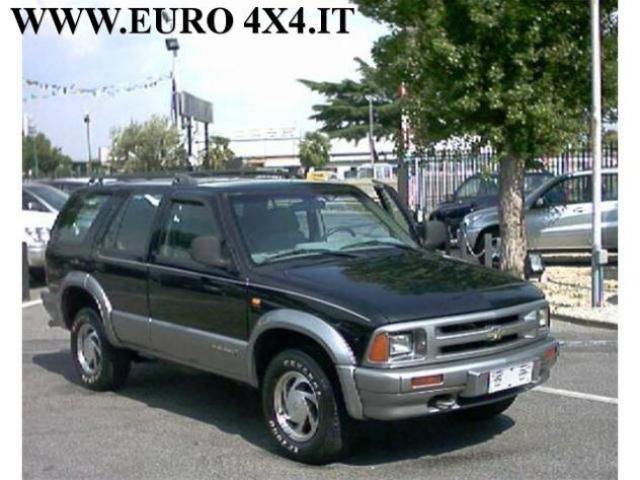 CHEVROLET Blazer 4.3 V6 VORTEC cambio aut nuovo...!!!!! rif. 5117758