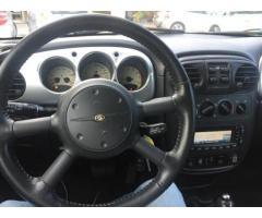 Chrysler PT Cruiser 2.4  GT Cabrio AUTOM. NAVI PELLE