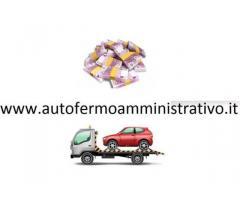 Compriamo e ritiriamo direttamente la tua auto in fermo amministrativo Roma