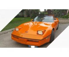 CORVETTE Altro modello - 1985