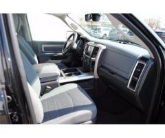 Dodge RAM Dodge RAM SLT Crew Cab sensore pioggia, GPS, USB