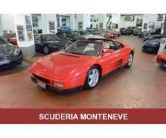 FERRARI 348 TS cat UNICO PROPRIETARIO -SERVICE BOOK rif. 7127885