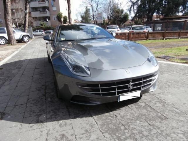 Ferrari FF DCT CARBOCERAMICA-NAVI-20-IVA-TAGLIANDI