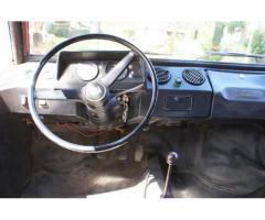 Fiat 127 Holiday, Uniproprietario, Iscritta ASI