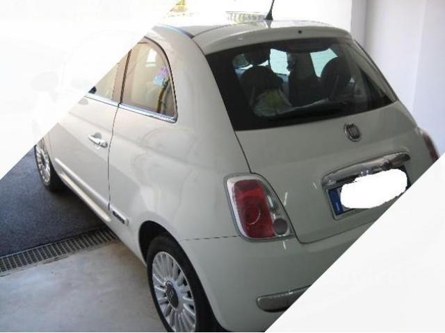 Fiat 500 (2007---) - 2008