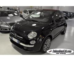 FIAT 500C CABRIO -AUTOMATICA- LOUNGE 1.2 69cv EURO6 rif. 7141567