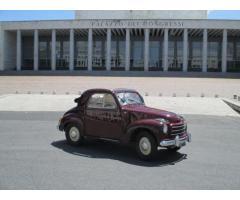 FIAT 500/C Topolino Cabriolet