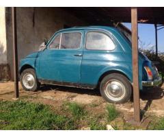Fiat 500 d'epoca