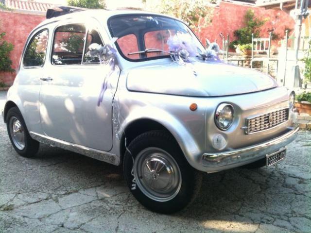 Fiat 500 My Car